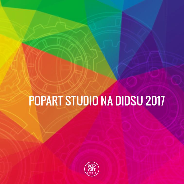 Popart Studio na DIDSu 2017