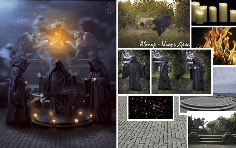 Foto manipulacije talentovane ukrajinske dizajnerke 17