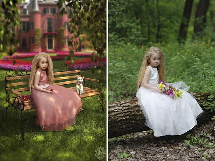 Foto manipulacije talentovane ukrajinske dizajnerke 19