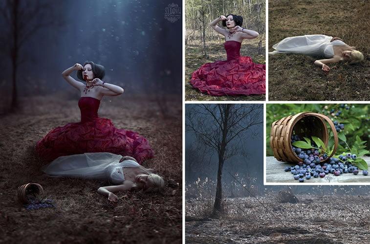 Foto manipulacije talentovane ukrajinske dizajnerke 2
