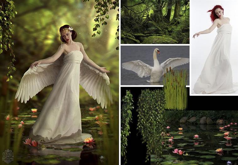 Foto manipulacije talentovane ukrajinske dizajnerke 20