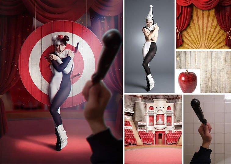 Foto manipulacije talentovane ukrajinske dizajnerke 4