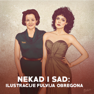 Nekad i sad: ilustracije Fulvija Obregona