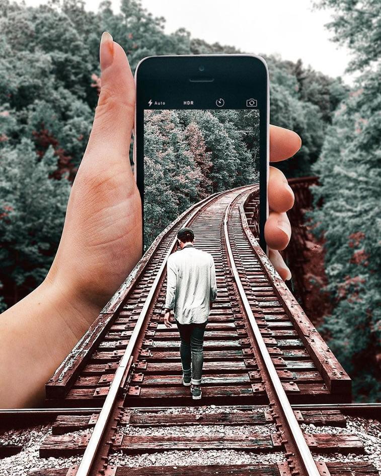 Spoj stvarnosti i iluzija Huseina Šahina 12