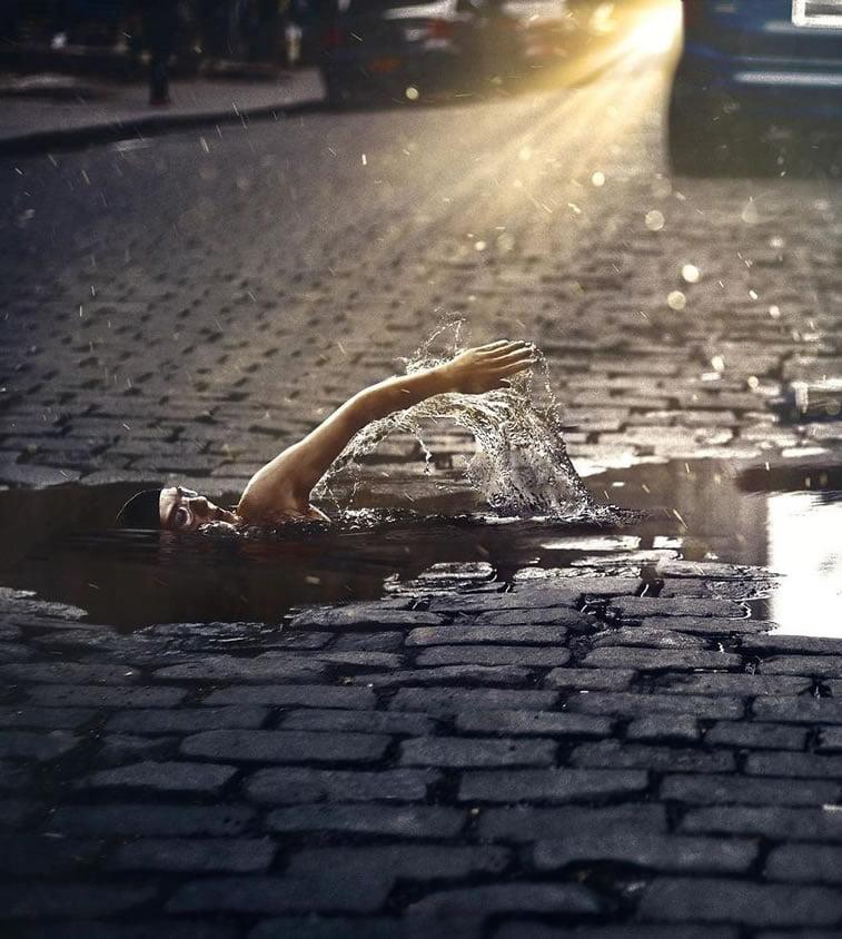 Spoj stvarnosti i iluzija Huseina Šahina 23