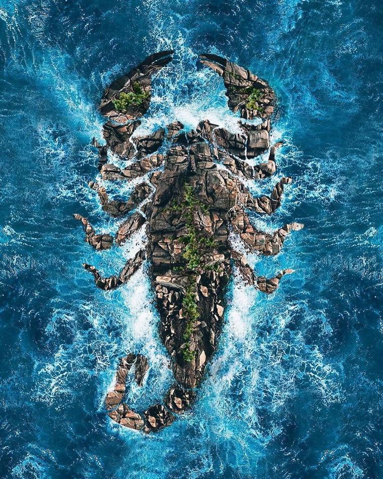 Spoj stvarnosti i iluzija Huseina Šahina 8