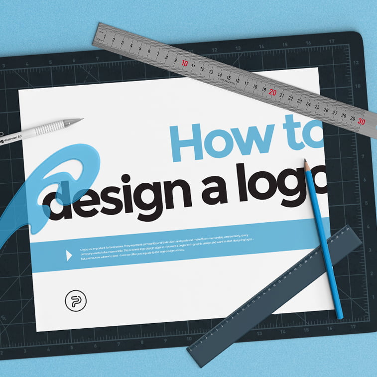 Designer's perspective: how to design a logo