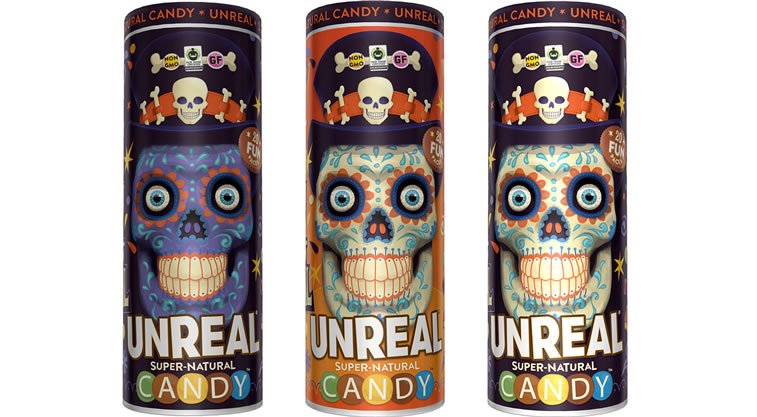 steve simpson illustrated packaging unreal candy 4