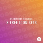8 free icon sets for designers 757