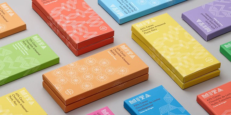 chocolate packaging design mita