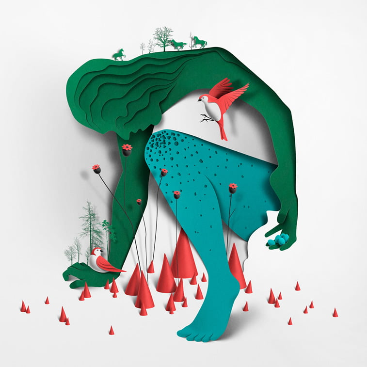 eiko ojala illustration myths 1