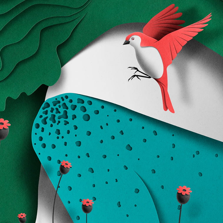 eiko ojala illustration myths 2