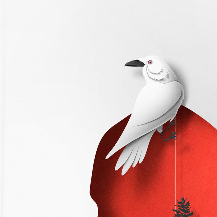 eiko ojala illustration myths 8