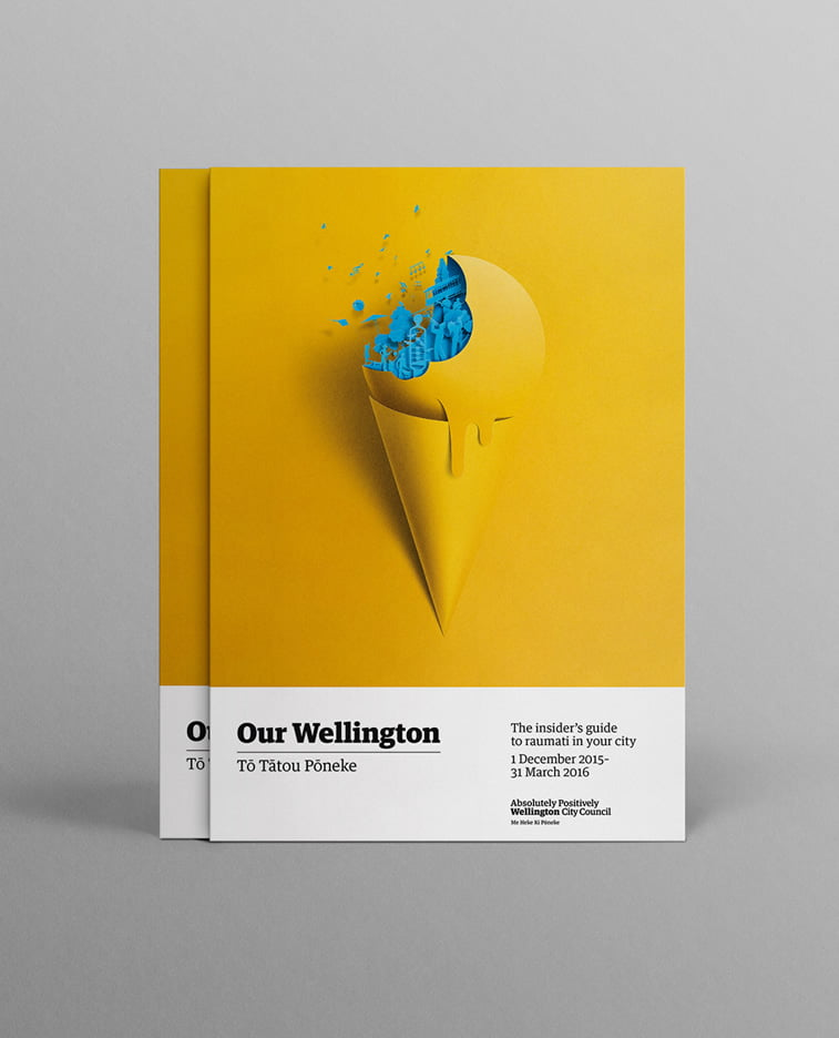 eiko ojala illustration wellington summer city 10