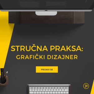 Stručna praksa: grafički dizajner