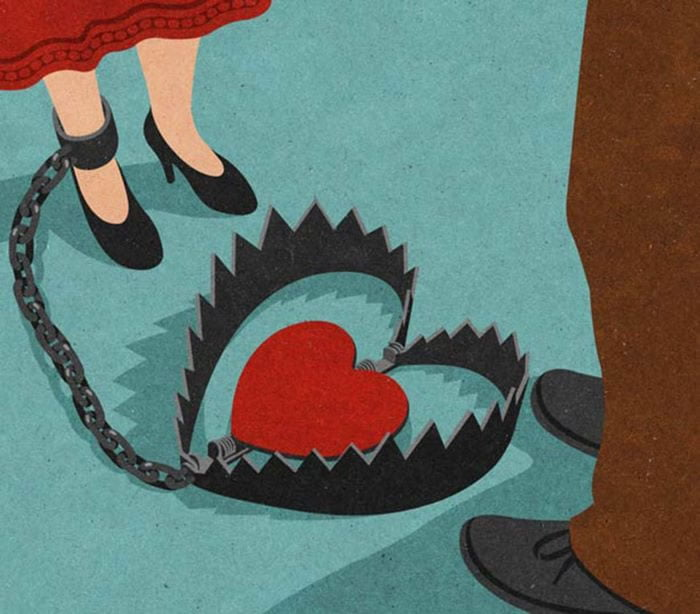 brutally honest illustrations by john holcroft 1