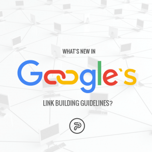 What's new in Google's link building guidelines?