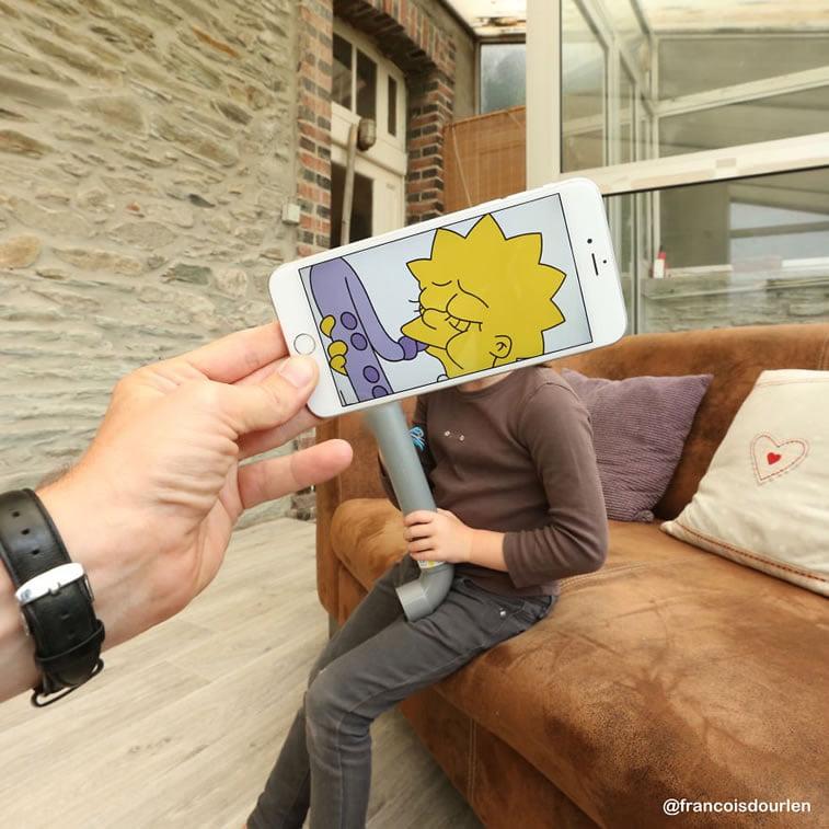 """Likovi iz """"Simpsonovih"""" u stvarnom životu 11"""