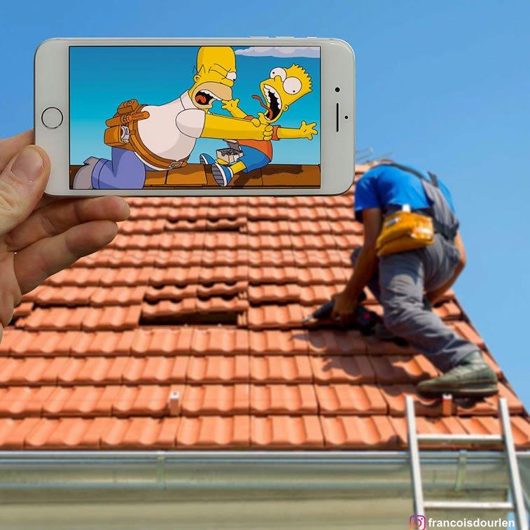 """Likovi iz """"Simpsonovih"""" u stvarnom životu 16"""