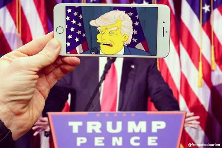 """Likovi iz """"Simpsonovih"""" u stvarnom životu 3"""