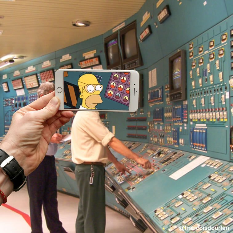 """Likovi iz """"Simpsonovih"""" u stvarnom životu 8"""