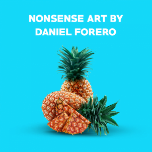 Nonsense art by Daniel Forero
