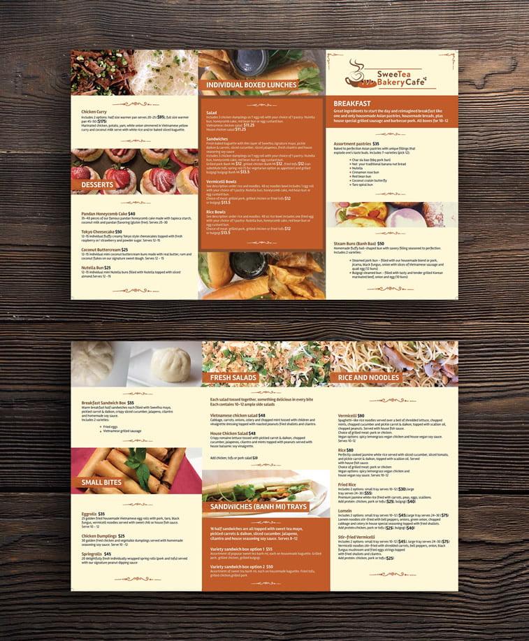 Restoranski meniji i jelovnici – 15 odličnih primera 4