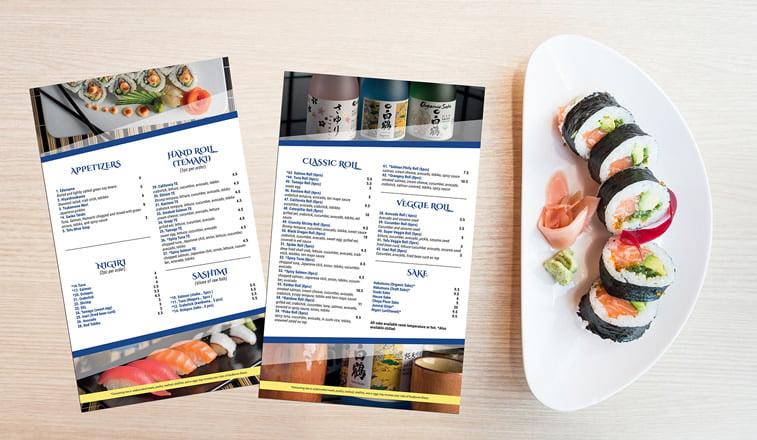 Restoranski meniji i jelovnici – 15 odličnih primera 6