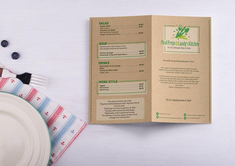 Restoranski meniji i jelovnici – 15 odličnih primera 9