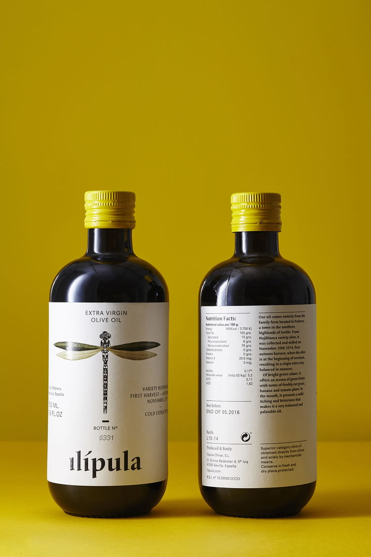 olive oil packaging ilipula 1