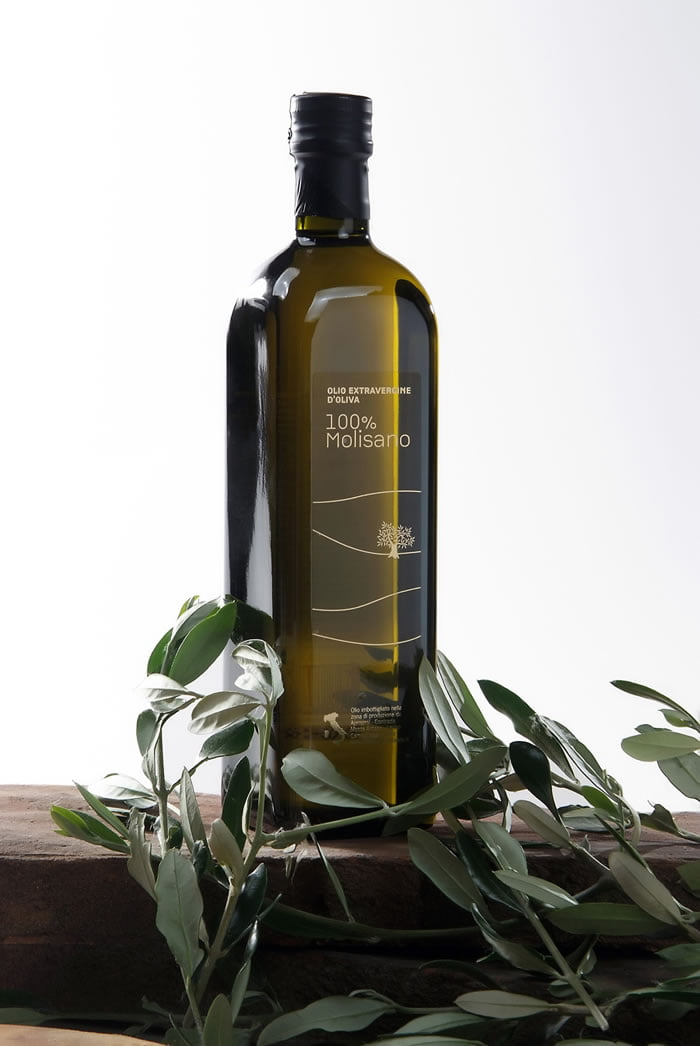 olive oil packaging molisano 1