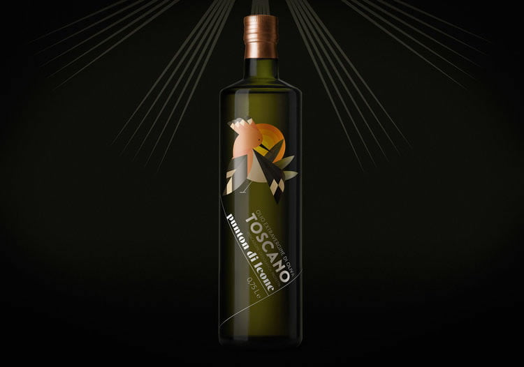 olive oil packaging punton di leone 1