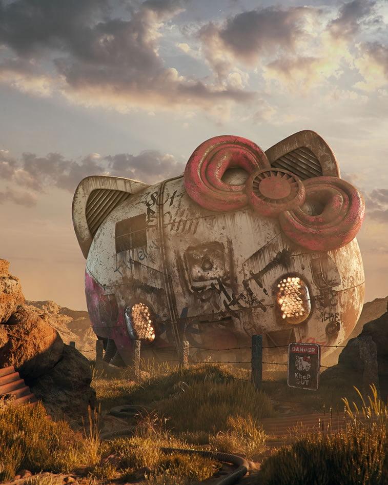 pop culture dystopia filip hodas 4