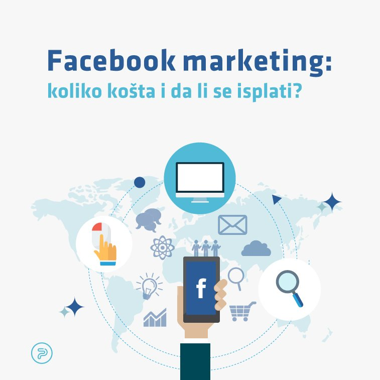 Facebook marketing: koliko košta i da li se isplati?