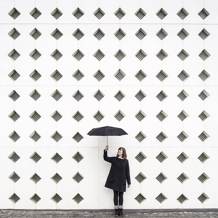 two spanish photographers play with architecture 1
