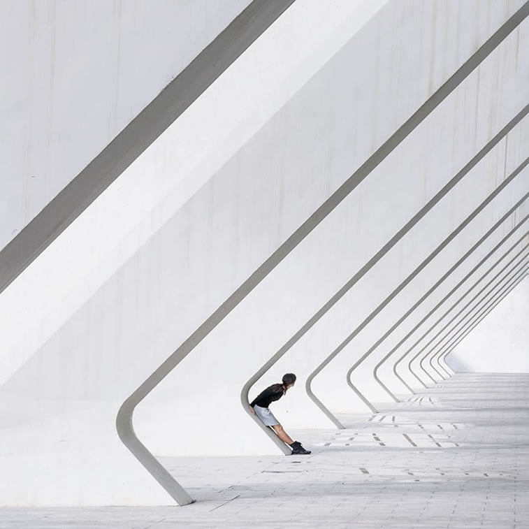two spanish photographers play with architecture 10
