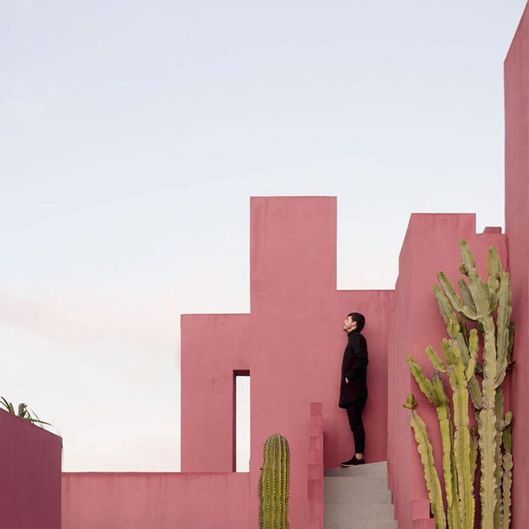 two spanish photographers play with architecture 13