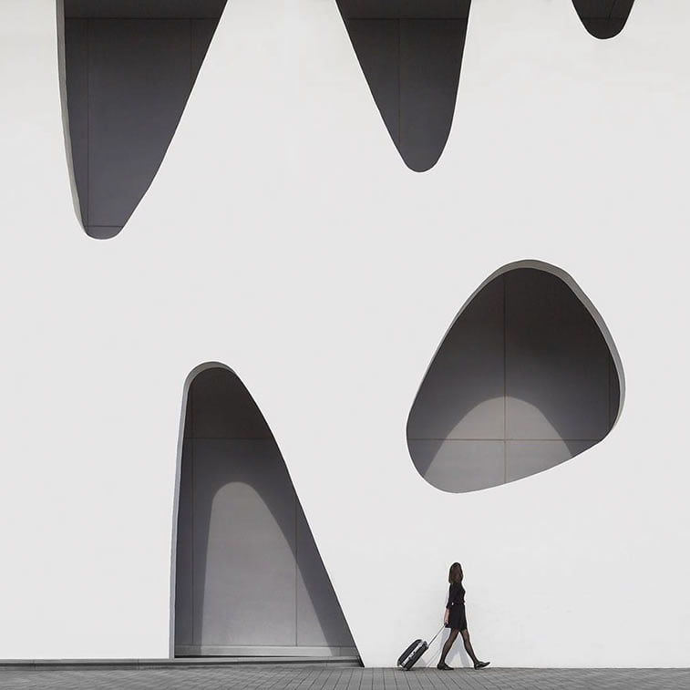 two spanish photographers play with architecture 16