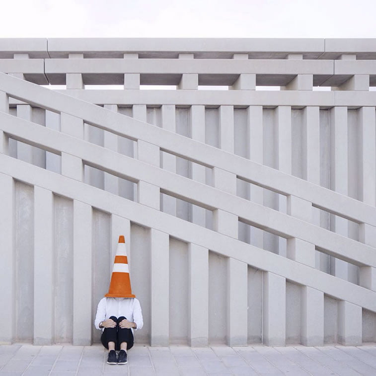 two spanish photographers play with architecture 20