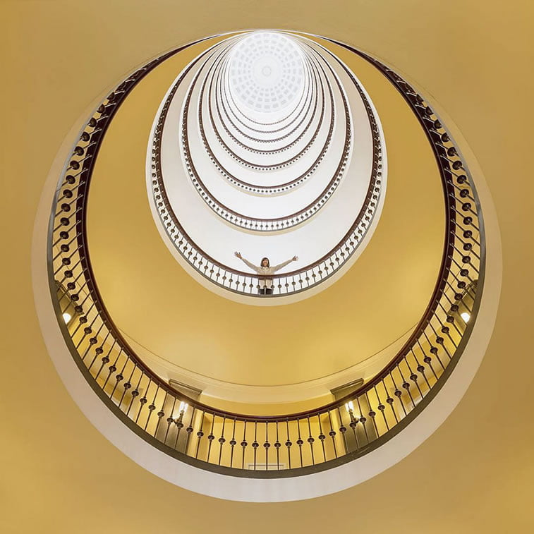 two spanish photographers play with architecture 6