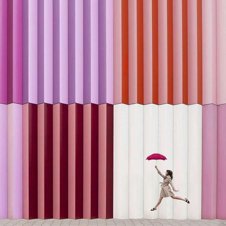 two spanish photographers play with architecture 8