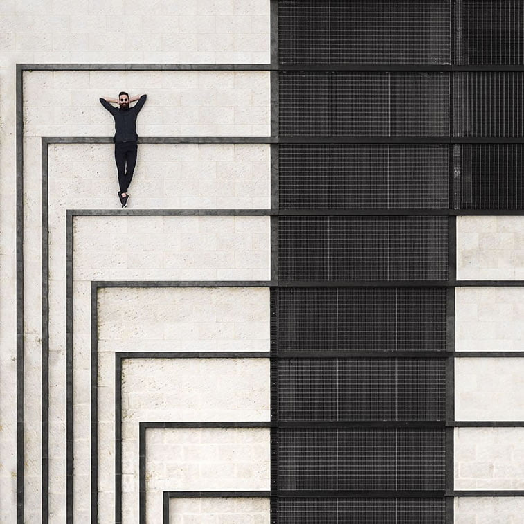 two spanish photographers play with architecture 9
