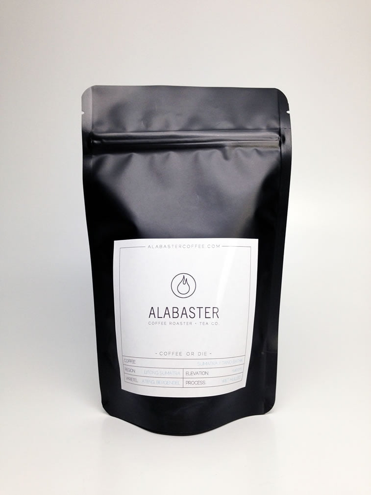 coffee packaging alabaster 1