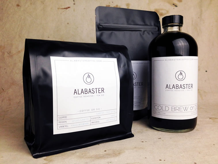 coffee packaging alabaster 3