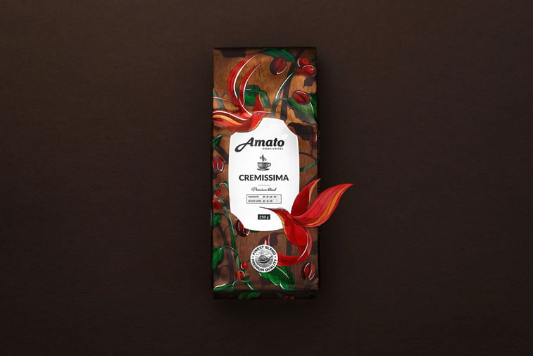 coffee packaging amato 4