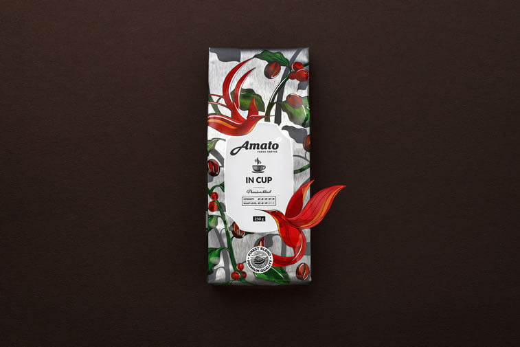 coffee packaging amato 5