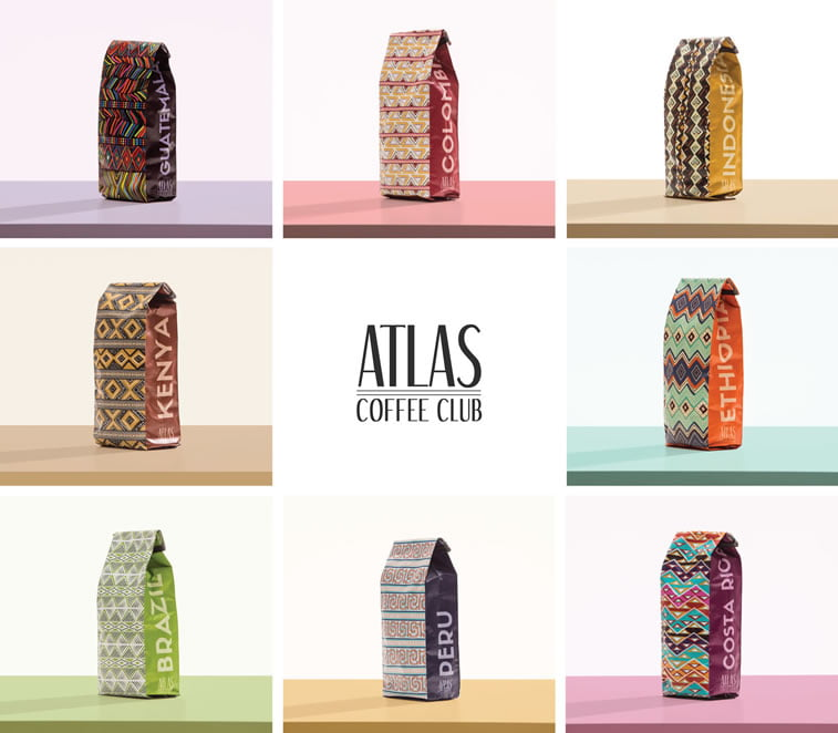 coffee packaging atlas 1