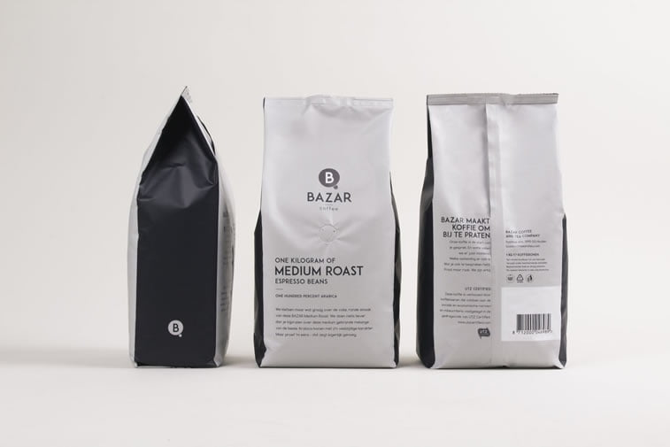 coffee packaging bazar 2