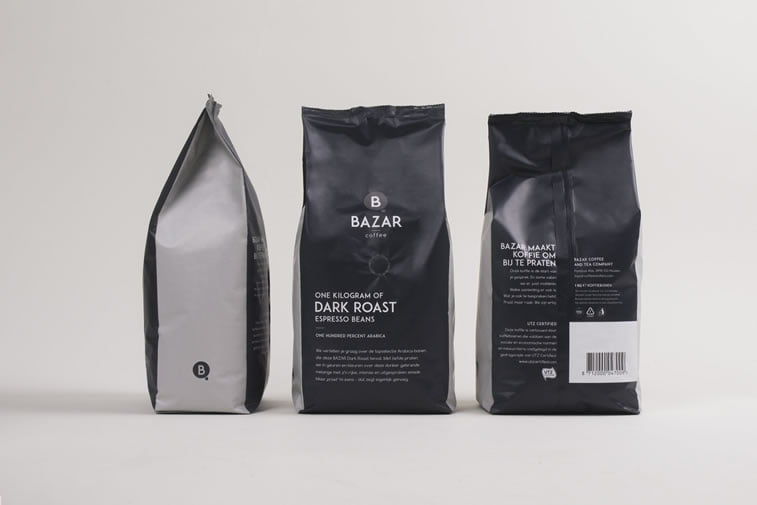 coffee packaging bazar 4