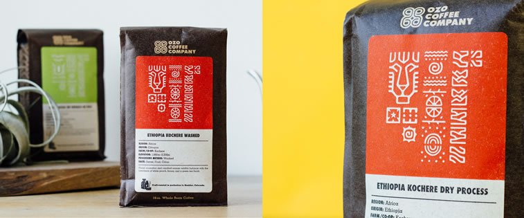 coffee packaging ozo coffee 2